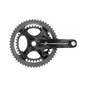 CAMPAGNOLO Record Ultra Torque Carbon 2x11-speed crankset 172.5 mm composite