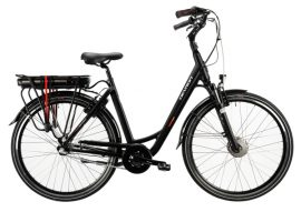 Devron 28124 28 E-City 3 Speed 2019 Women Black 53 Cm